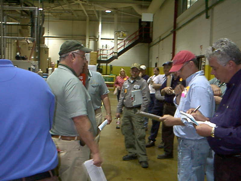 General Motors Delphi Plant 2008. This Sale Totaled 6.5 Million!
